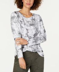 Image of Style & Co Printed Top, Created for Macy's