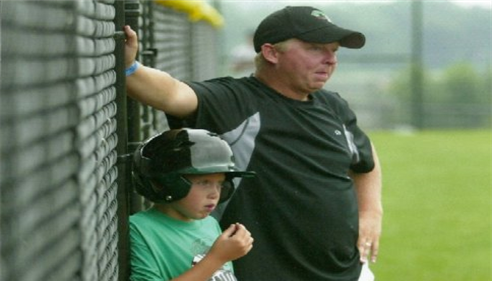 I enjoyed coaching little league and tournament baseball over the past 8 years.