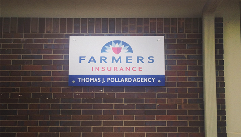Our Agency, located at 3200 Mesa Way, Suite D, Lawrence, KS