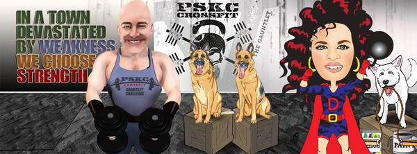 PSKC Annual Gauntlet Event Supporter