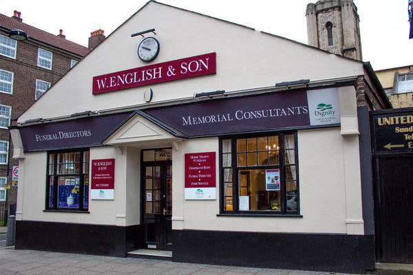W English & Son Funeral Directors in Bethnal Green