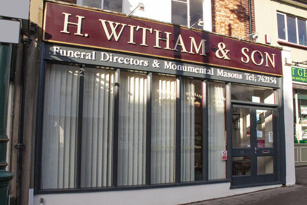 H Witham & Son Funeral Directors in Rayleigh