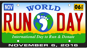 Benjamin Hoisington - World Run Day