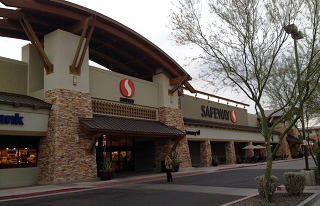 Safeway Store Front Picture at 28455 N Vistancia Blvd in Peoria AZ