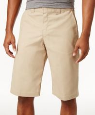 "Image of Dickies Men's Flex 13"" Relaxed-Fit Twill Work Shorts"