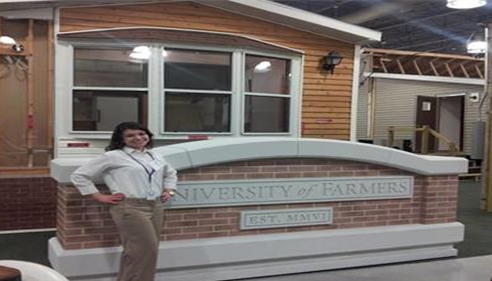 The University of Farmers® training facility in Michigan.
