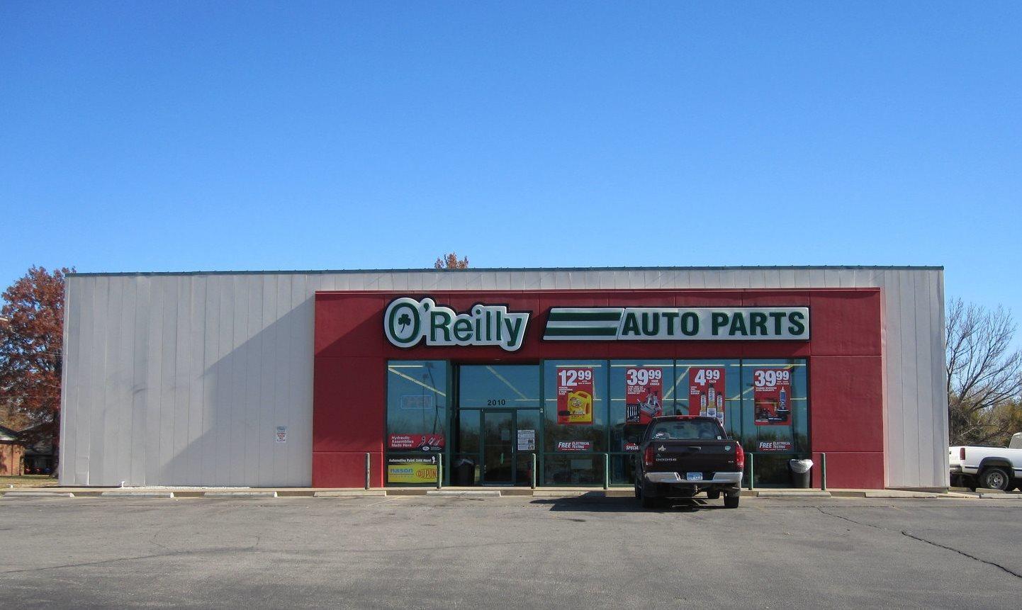 2010 main street winfield ks o 39 reilly auto parts for Winfield motor company winfield ks
