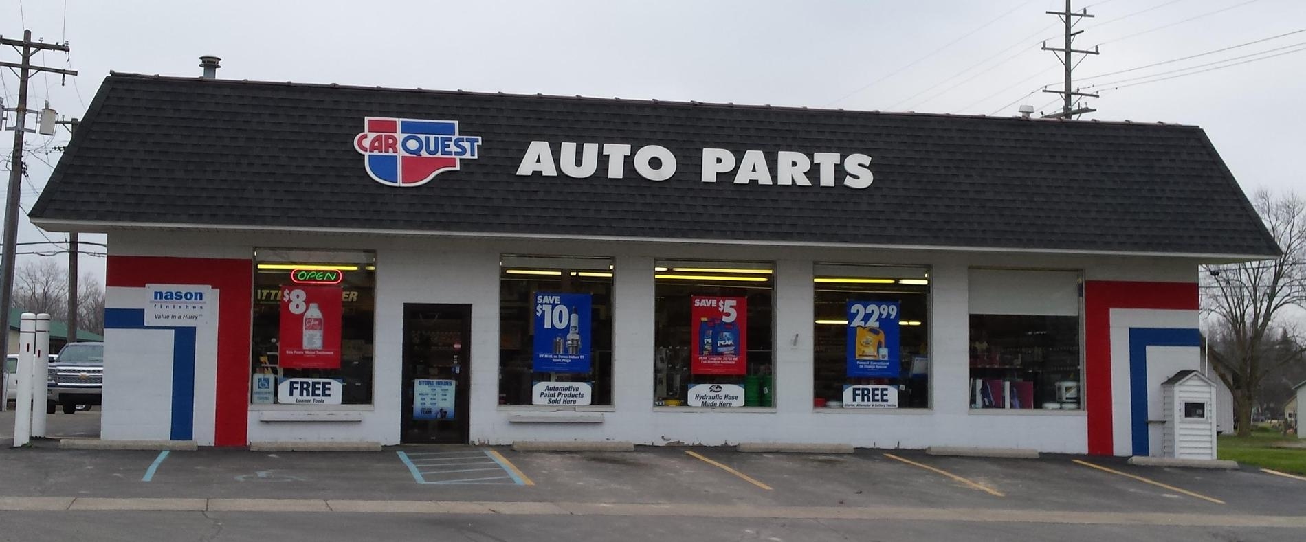 Carquest Auto Parts Near Me >> Saline Mi Carquest Auto Parts 406 North Ann Arbor Street
