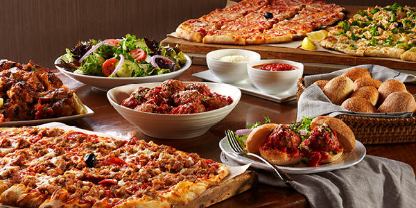Bertucci's - Halloween Packages