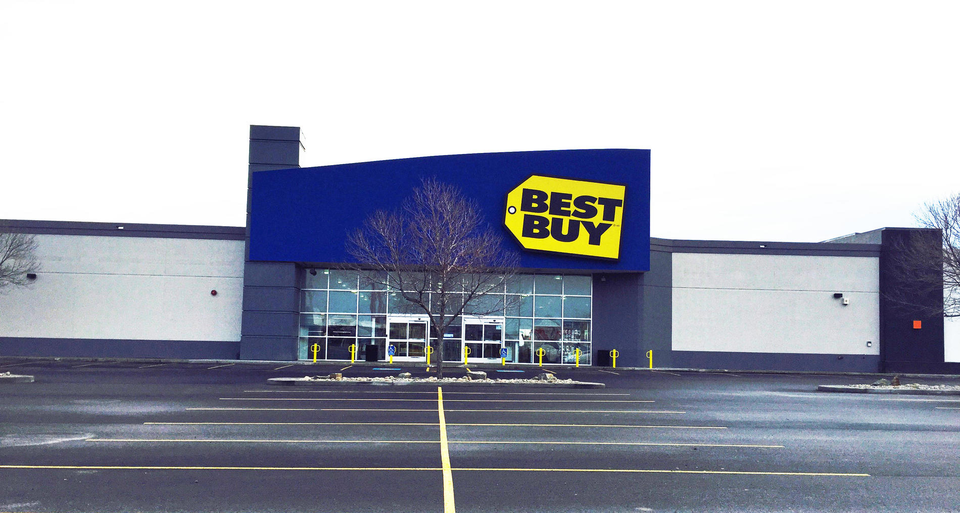 Best Buy St James