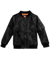 Image of Ring of Fire Bomber Jacket, Big Boys (8-20), Created for Macy's