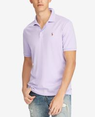 Image of Polo Ralph Lauren Men's Classic-Fit Soft-Touch Cotton Polo