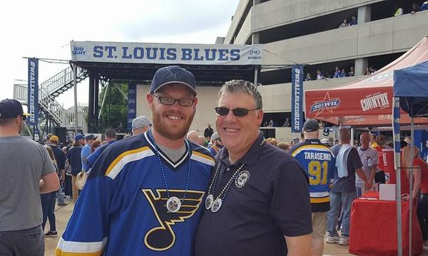 Let's Go Blues!
