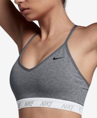 Image of Nike Pro Indy Low-Impact Dri-FIT Sports Bra