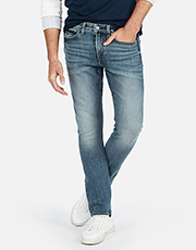 Men's Slim Jeans at Express