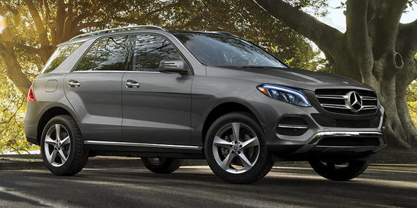 Image of 2018 Mercedes-Benz GLE 350