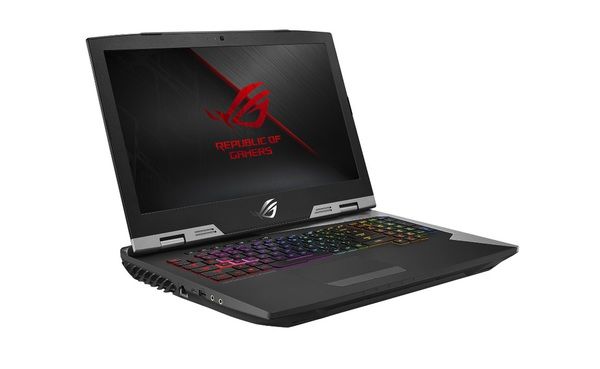 PC Gamer portable Asus republic of gamers