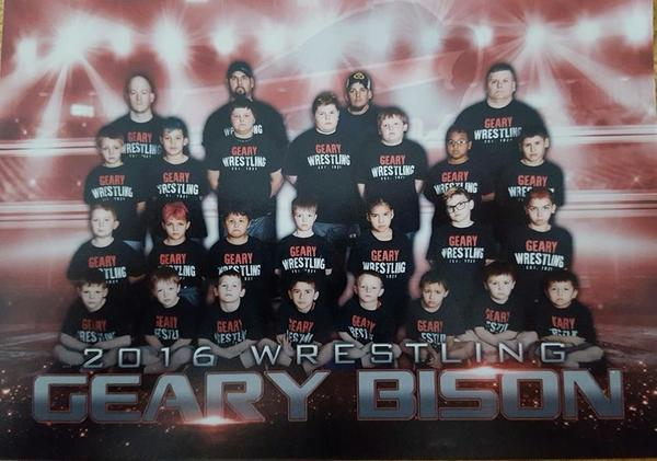 Geary Bison Youth Wrestling