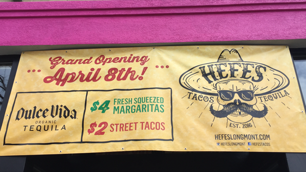 This is a new Mexican Restaurant we insure in Longmont. Give it a try!
