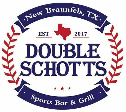 Call Double Schotts Sports Bar & Grill at (830) 632-5099