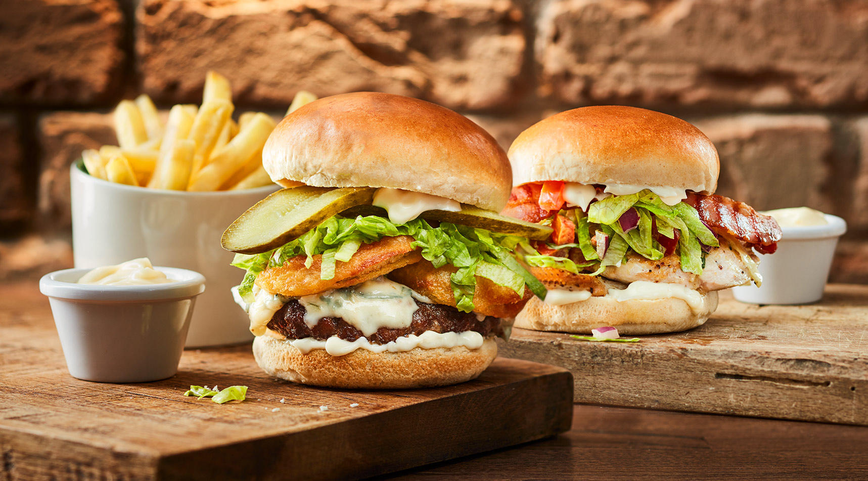 Frankie & Benny's new menu is now here