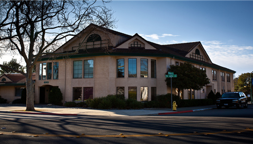 Visit our office located in the Pleasanton Chamber of Commerce Building.