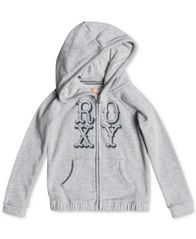 Image of Roxy Zip-Up Hoodie, Little Girls (4-6X)