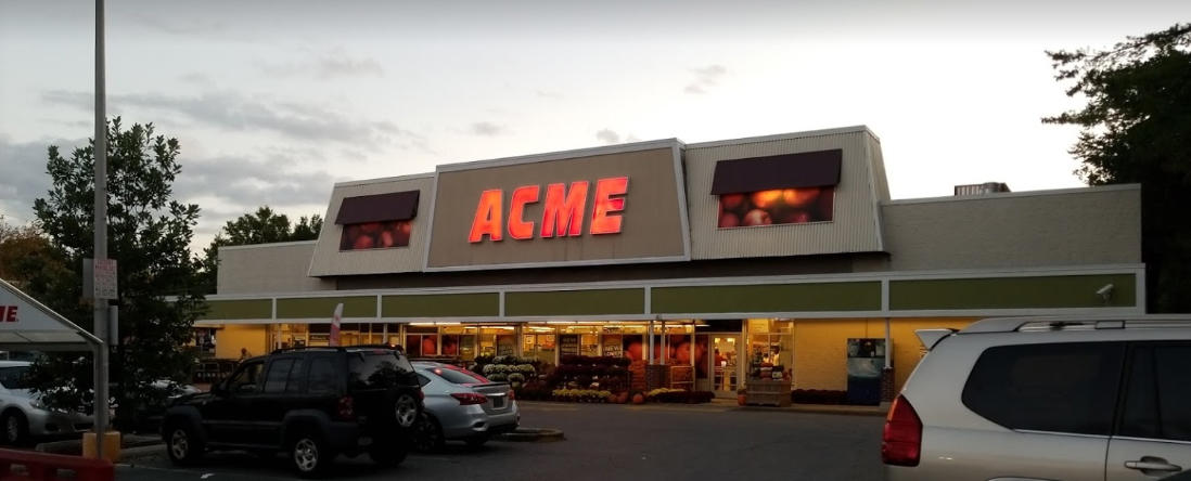 Acme Markets store front picture at 1401 N Dupont Sr in Wilmington DE