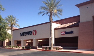 Safeway Store Front Picture at 17049 W Bell Rd in Surprise AZ