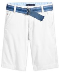 Image of Tommy Hilfiger Dagger Twill Shorts, Little Boys