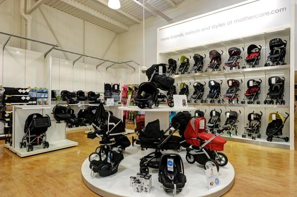 Mothercare Isle of Wight pushchairs
