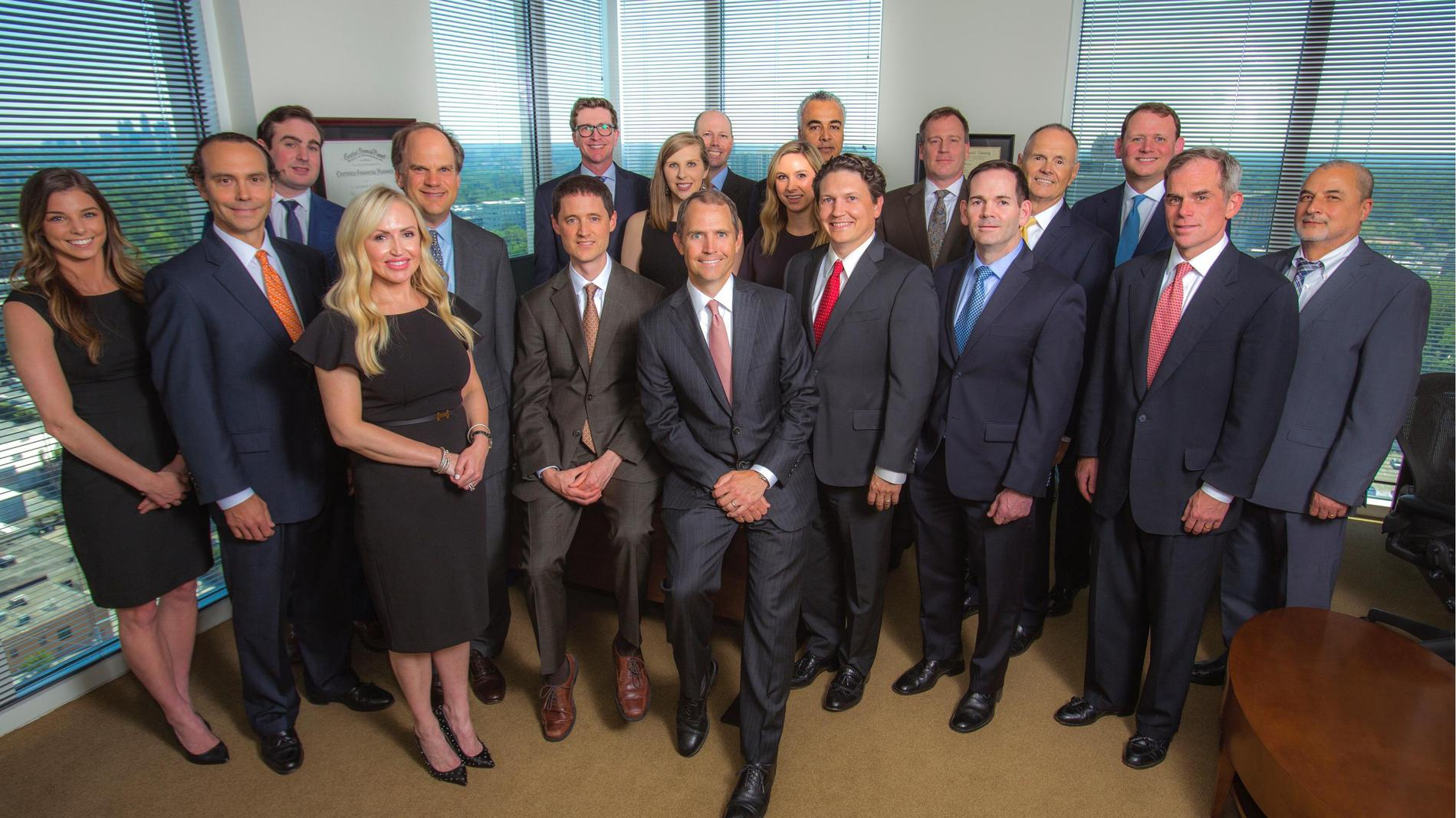 Photo of The Peachtree Group - Morgan Stanley