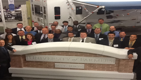 My Class at the University of Farmers® in Grand Rapids, MI.