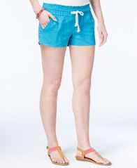 Image of Roxy Juniors' Oceanside Shorts