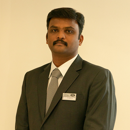 MR. SASI KUMAR's headshot