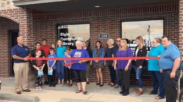 Elgin Community Library Grand Opening