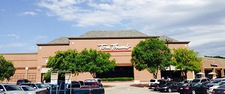 Tom Thumb Storefront Picture at 106 N Denton Tap in Coppell TX