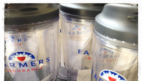 Three Farmers water bottles