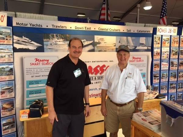 Paul H. Phaneuf - Such a great time at the 34th Annual Suncoast Boat Show in Sarasota!