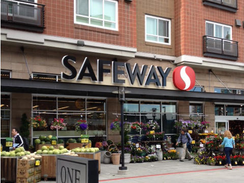 Safeway Bellevue Way NE Store Photo