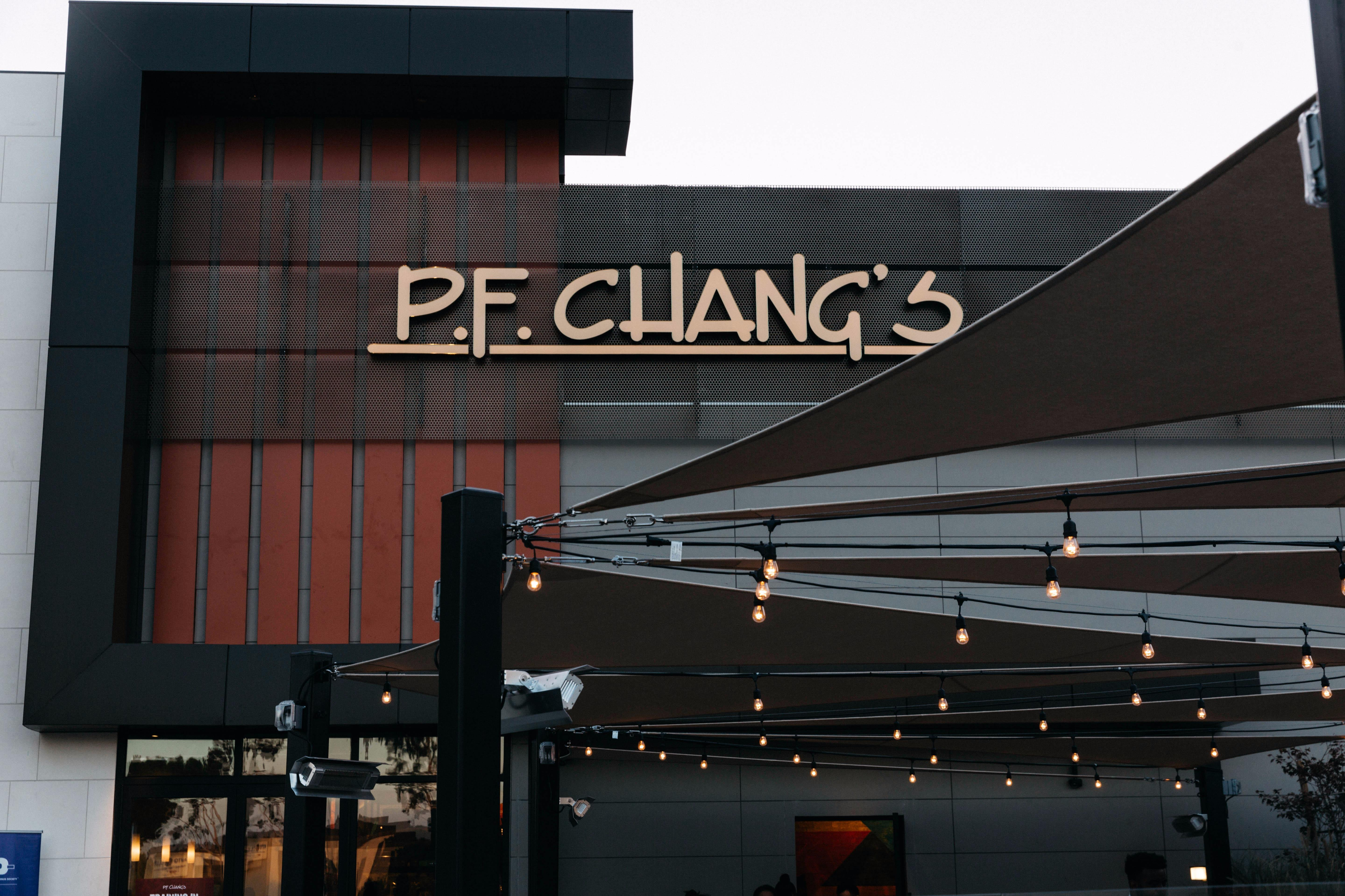 P F Chang S In 360 Los Cerritos Center Ca Asian American Sushi Catering