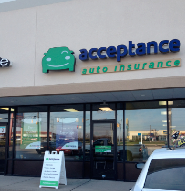 Acceptance Insurance - S Emerson Ave