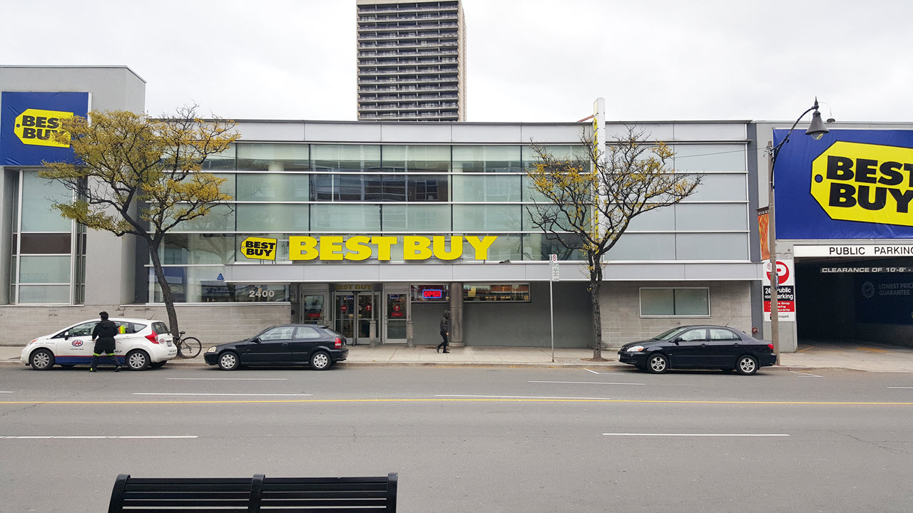 Best Buy Yonge & Eglinton In Toronto, ON | Best Buy Canada