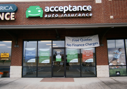 Acceptance Insurance - Highway 280