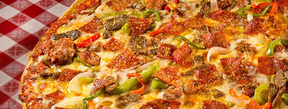 Buca di Beppo Menu - Pizzas