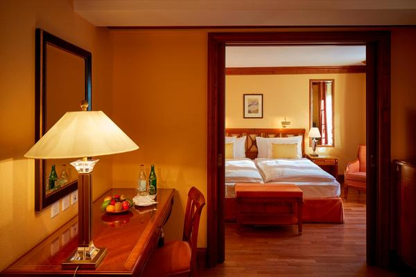 Grand Hotel Zermatterhof - Junior Suite