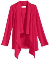 Image of Epic Threads Open-Front Cardigan, Little Girls (4-6X), Created for Macy's