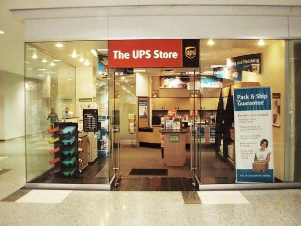 storefront photo of The UPS Store 5396