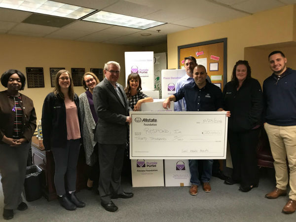 VI Tran - Allstate Foundation Helping Hands Grant for Respond Inc.