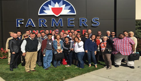 Farmers® University Class of Oct 2015Grand Rapids, MI